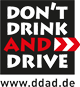 Logo: Don't dring and drive